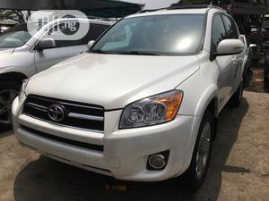 Toyota RAV4 2010 2.5 Sport 4x4 White | Cars for sale in Lagos State, Apapa