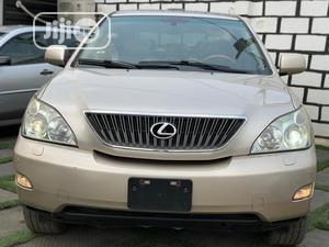 Lexus RX 2007 350 4x4 Gold   Cars for sale in Lagos State, Ikeja