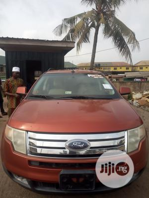 Ford Edge 2008 Red | Cars for sale in Lagos State, Alimosho