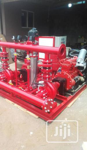 Fire Hydrant Pump Complete System | Plumbing & Water Supply for sale in Lagos State, Surulere