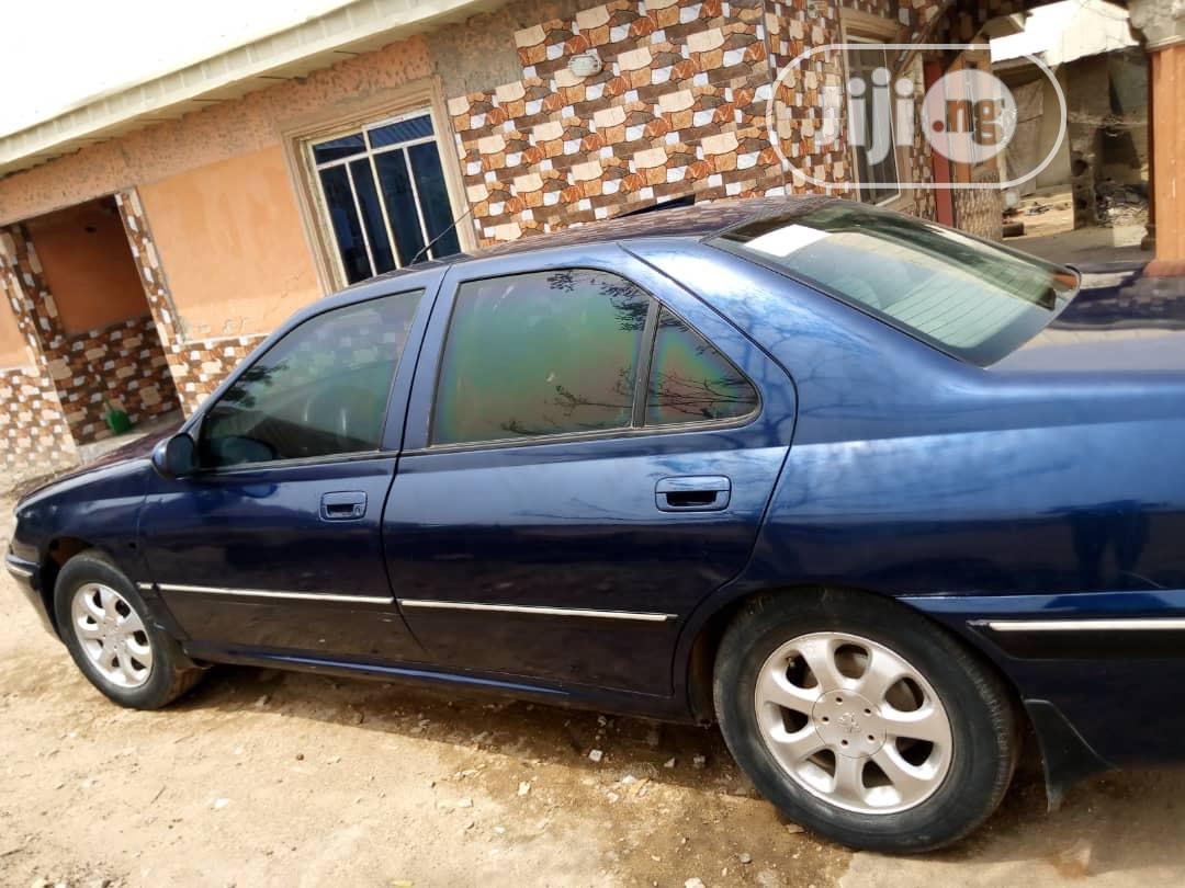 Archive: Peugeot 406 2004 2.0 HDi ST Blue