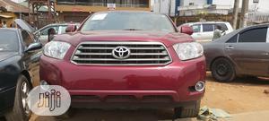 Toyota Highlander 2010 Red | Cars for sale in Lagos State, Ikorodu