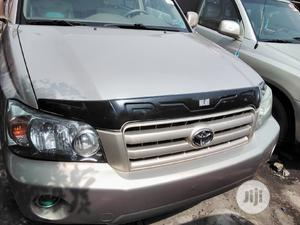 Toyota Highlander 2005 4x4 Silver   Cars for sale in Lagos State, Apapa
