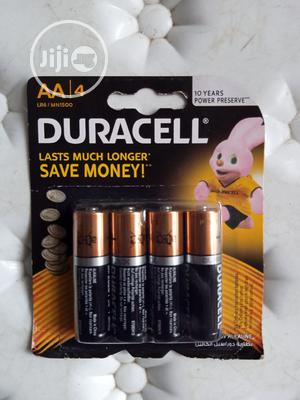 Duracell AA Battery   Accessories & Supplies for Electronics for sale in Lagos State, Ikeja