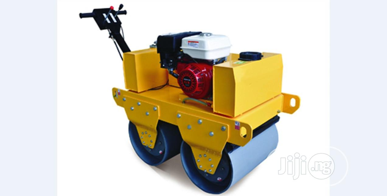 Vibratory Roller Compactor 2018