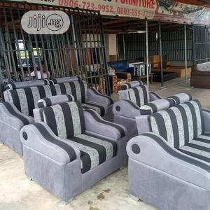 Sofa Chair Complete Seater Set   Furniture for sale in Lagos State, Ikeja