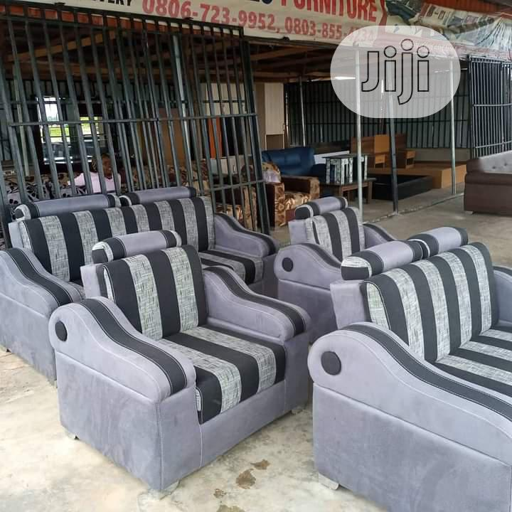 Sofa Chair Complete Seater Set