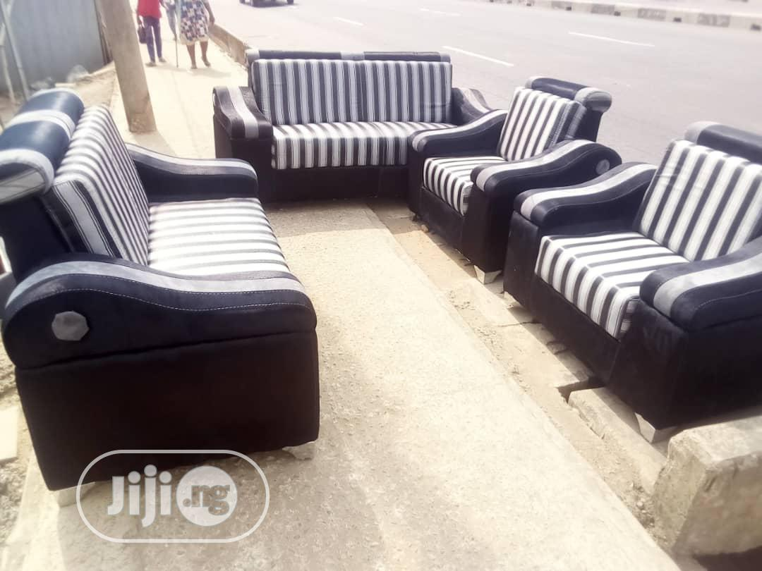 Sofa Chair Complete Seater Set   Furniture for sale in Ikeja, Lagos State, Nigeria