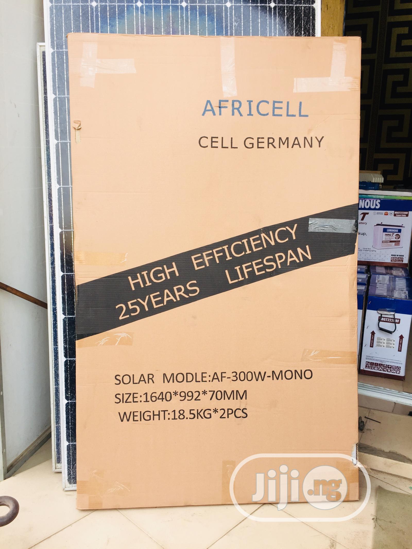 300w Solar Panel Mono