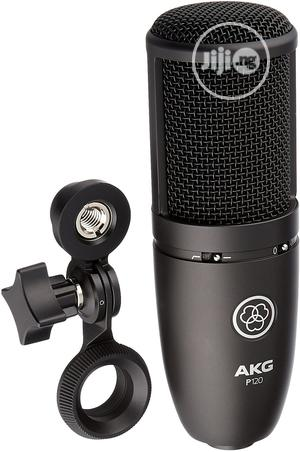 High Quality AKG-P120 Studio Mic for Professionals | Audio & Music Equipment for sale in Lagos State, Mushin