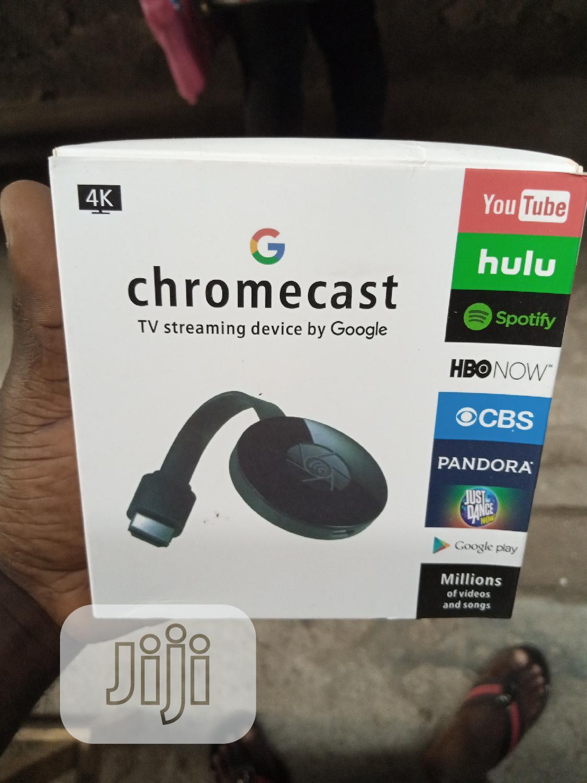 Archive: Chromecast Tv Streaming Device By Google
