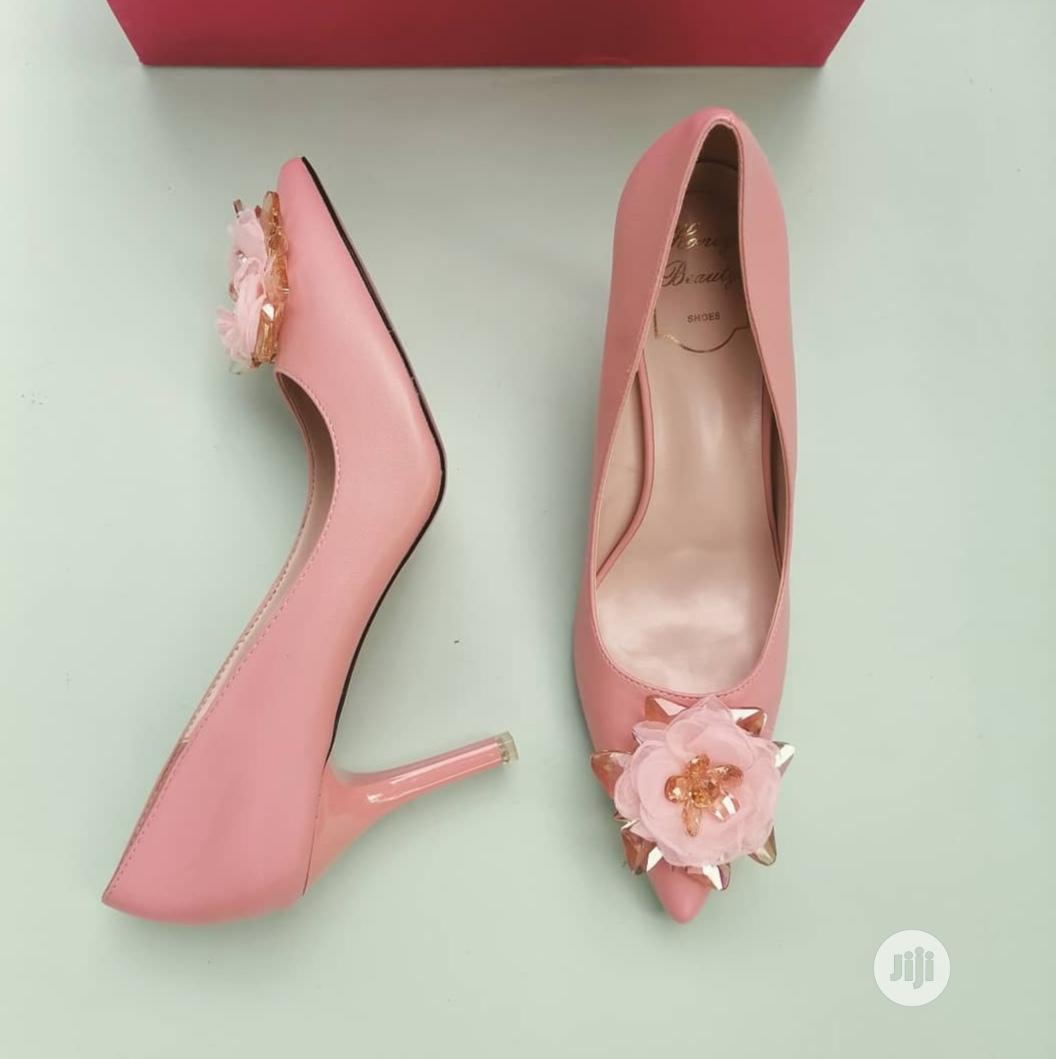 Peach Shoes Honey Beauty Shoes Party Shoes