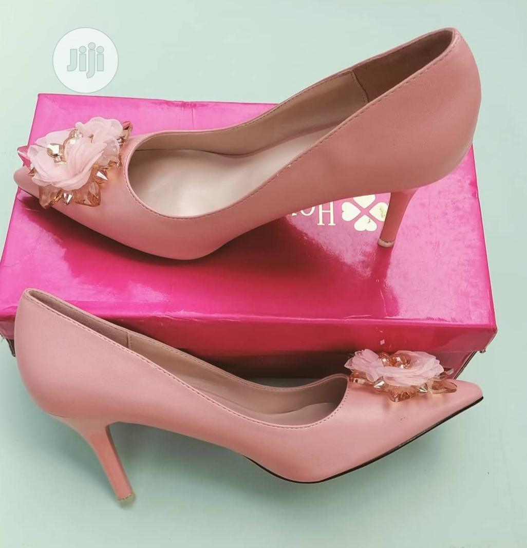 Peach Shoes Honey Beauty Shoes Party Shoes   Shoes for sale in Port-Harcourt, Rivers State, Nigeria