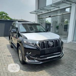 New Toyota Land Cruiser Prado 2021 Black | Cars for sale in Lagos State, Victoria Island