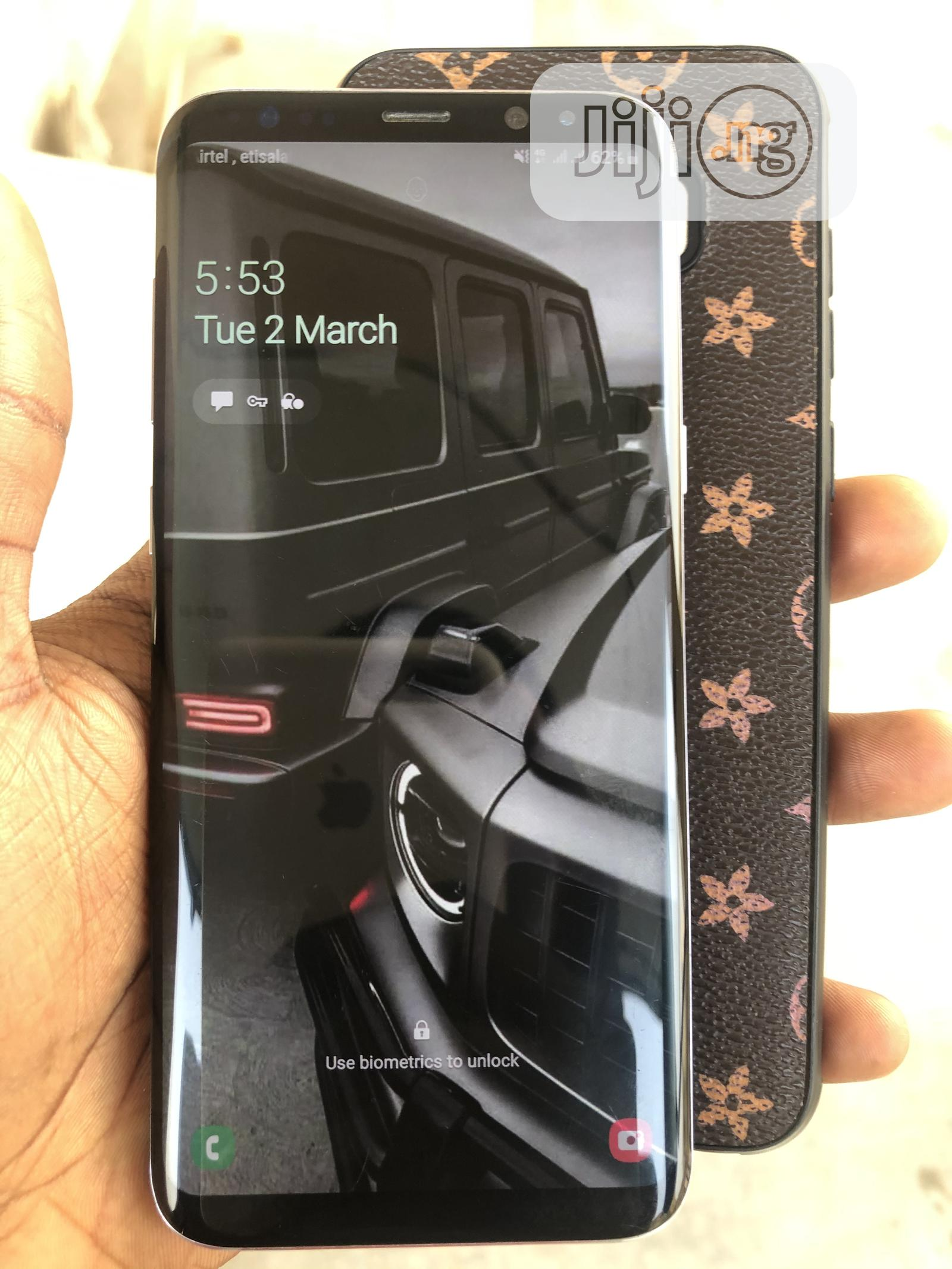 Archive: Samsung Galaxy S8 Plus 128 GB Black