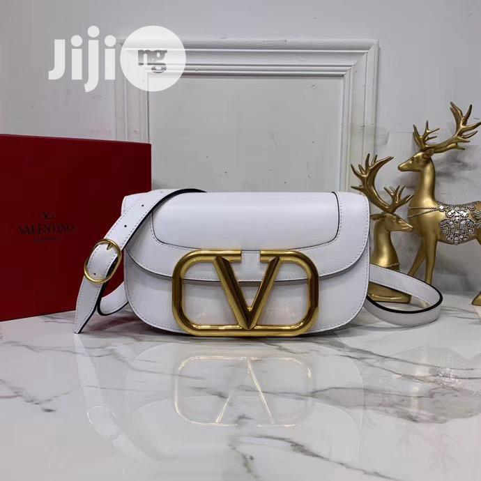 High Quality Leather Valentino Shoulder Bags for Women