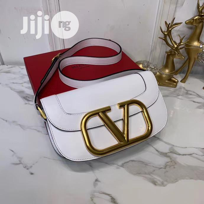 High Quality Leather Valentino Shoulder Bags for Women   Bags for sale in Magodo, Lagos State, Nigeria