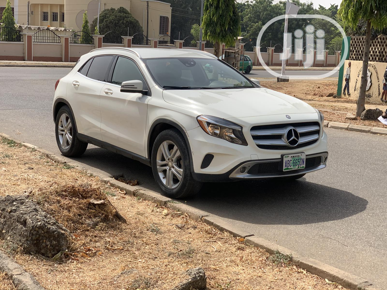 Archive: Mercedes-Benz GLA-Class 2014 White