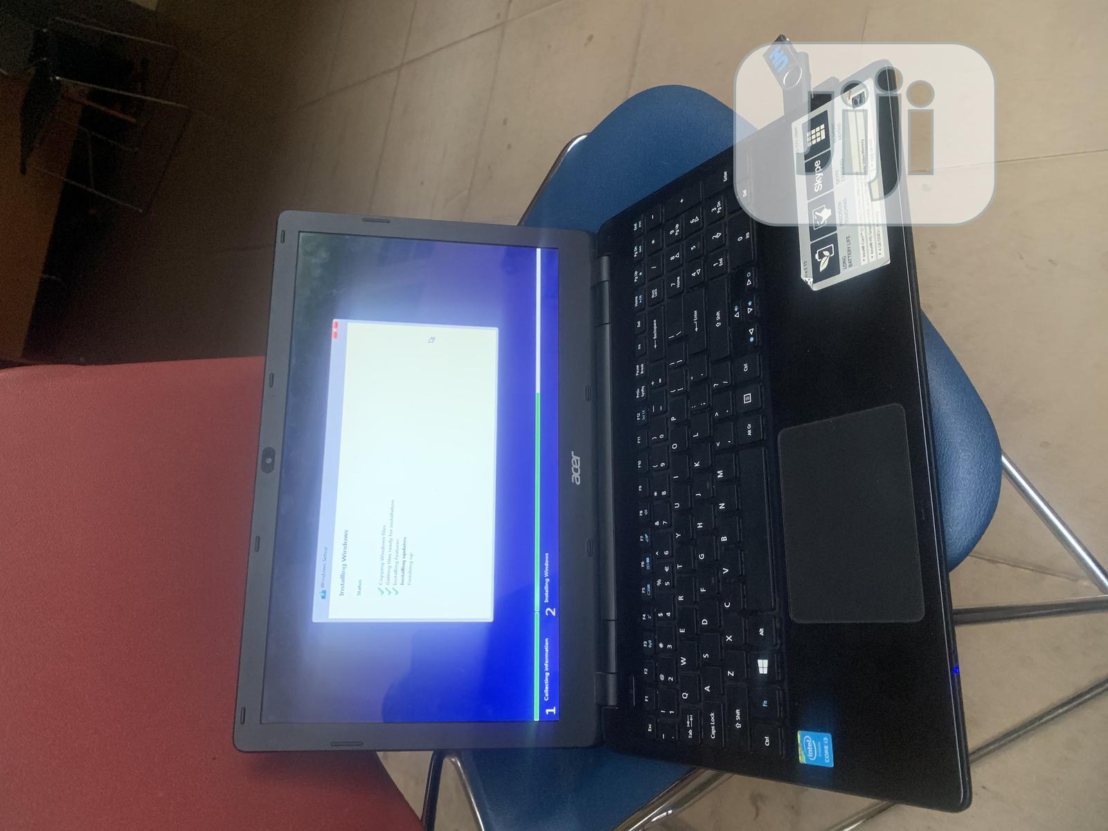 Laptop Acer Aspire E1-570 4GB Intel Core I3 SSD 256GB