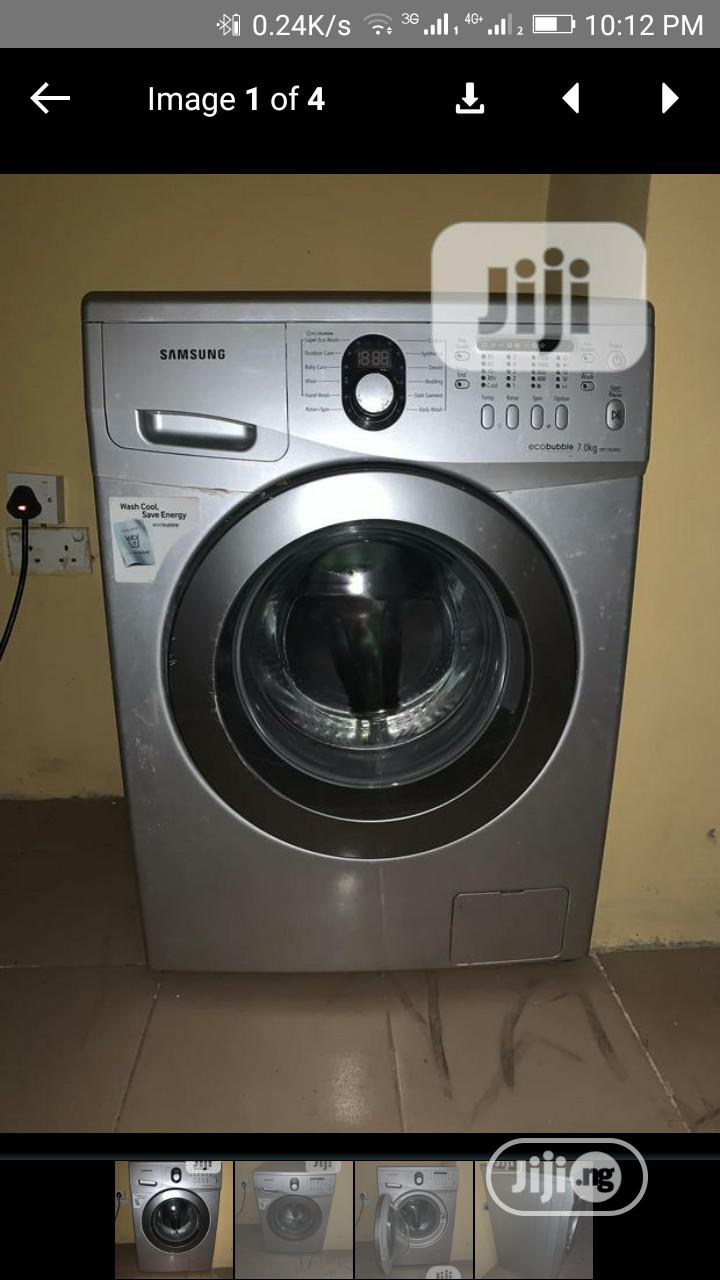Samsung Ecco Bubble 7kg Washing Machine