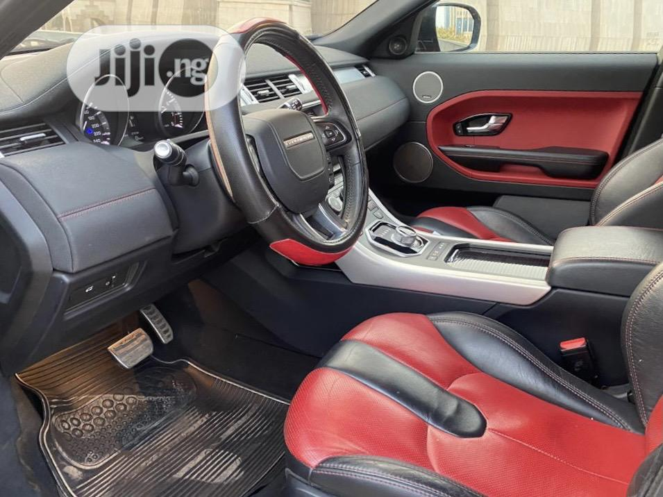 Land Rover Range Rover Evoque 2014 Red   Cars for sale in Central Business Dis, Abuja (FCT) State, Nigeria