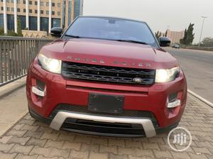 Land Rover Range Rover Evoque 2014 Red   Cars for sale in Abuja (FCT) State, Central Business Dis