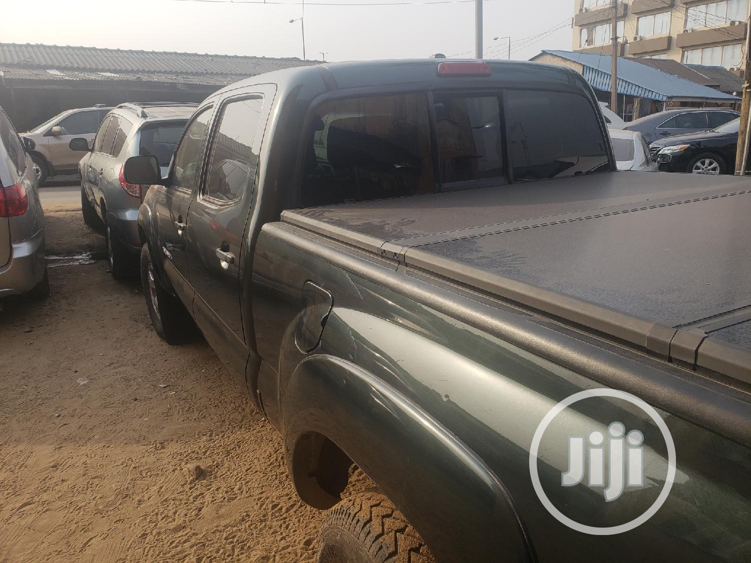 Toyota Tacoma 2014 Gray | Cars for sale in Surulere, Lagos State, Nigeria
