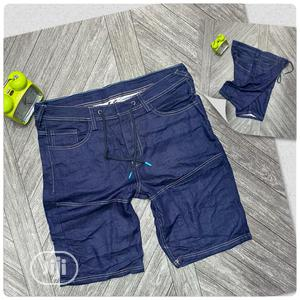 Classic Jeans Short for Men | Clothing for sale in Lagos State, Lagos Island (Eko)