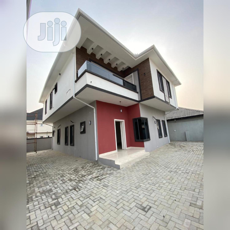 Outstanding And Gigantic 4 Bedroom Detached Duplex Lekki