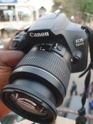 Canon EOS 1300D Digital Camera With 18-55mm Lens   Photo & Video Cameras for sale in Abuja (FCT) State, Wuse 2