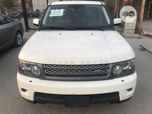 Land Rover Range Rover Sport 2012 HSE 4x4 (5.0L 8cyl 6A) White | Cars for sale in Lagos State, Ajah