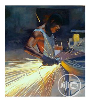 Diligence (Print)   Arts & Crafts for sale in Edo State, Benin City