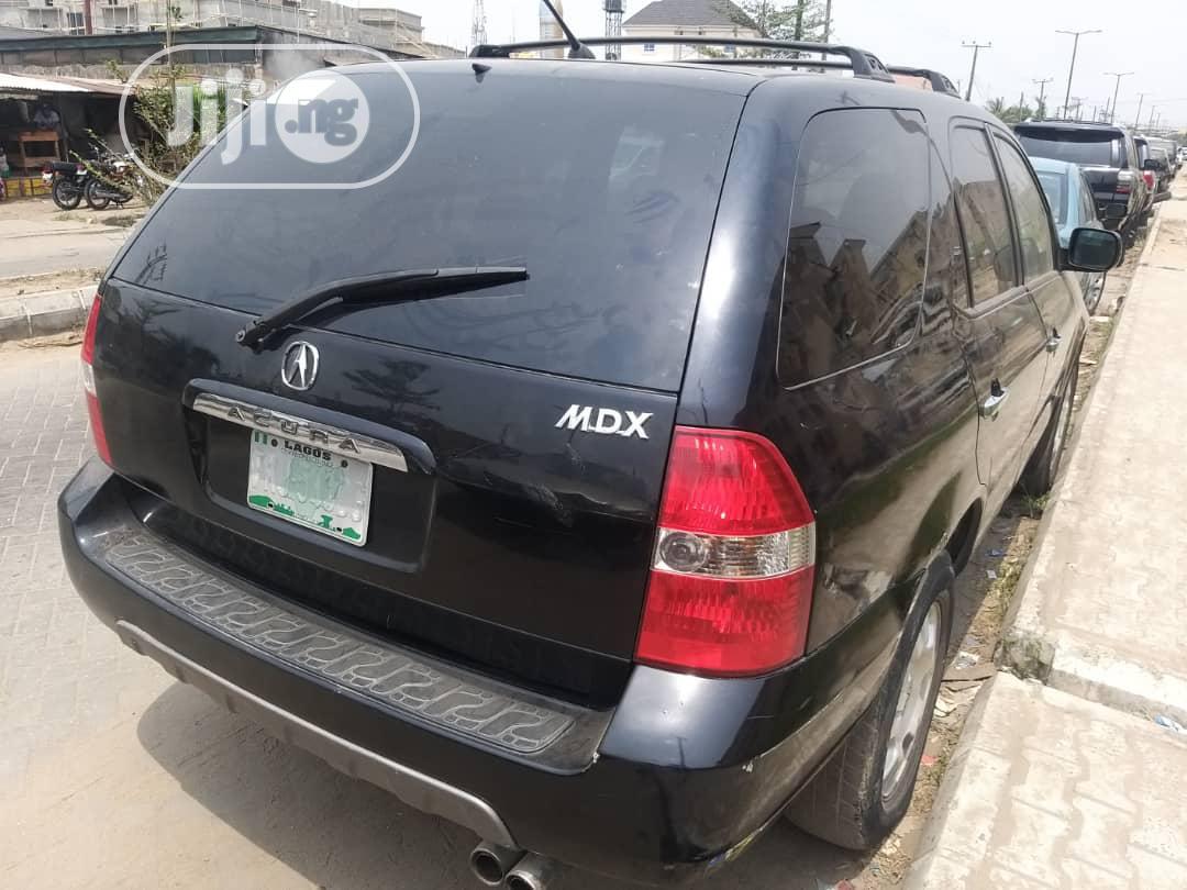 Archive: Acura MDX 2004 Sport Utility Black