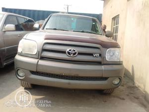 Toyota Tundra 2005 4x4 SR5 Access Cab Gray | Cars for sale in Lagos State, Isolo