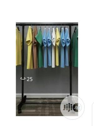 Single Pole Clothes Hanger With Wheel | Furniture for sale in Lagos State, Lagos Island (Eko)