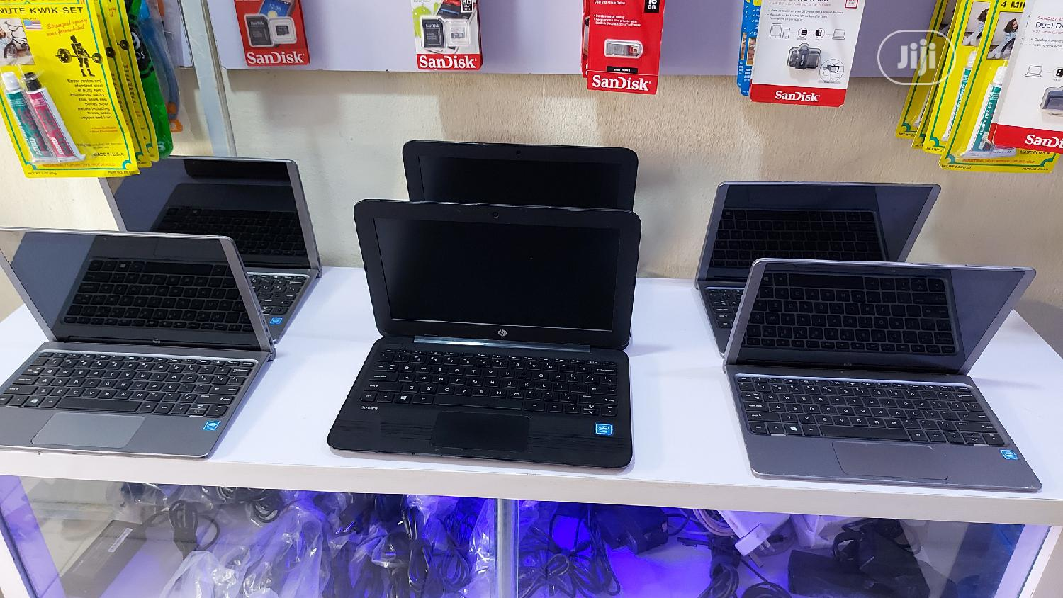 Laptop HP Stream 11 Pro G3 4GB Intel SSD 60GB | Laptops & Computers for sale in Wuse 2, Abuja (FCT) State, Nigeria