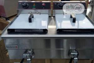 Table Top Double Deep Fryer Electric   Restaurant & Catering Equipment for sale in Lagos State, Lekki