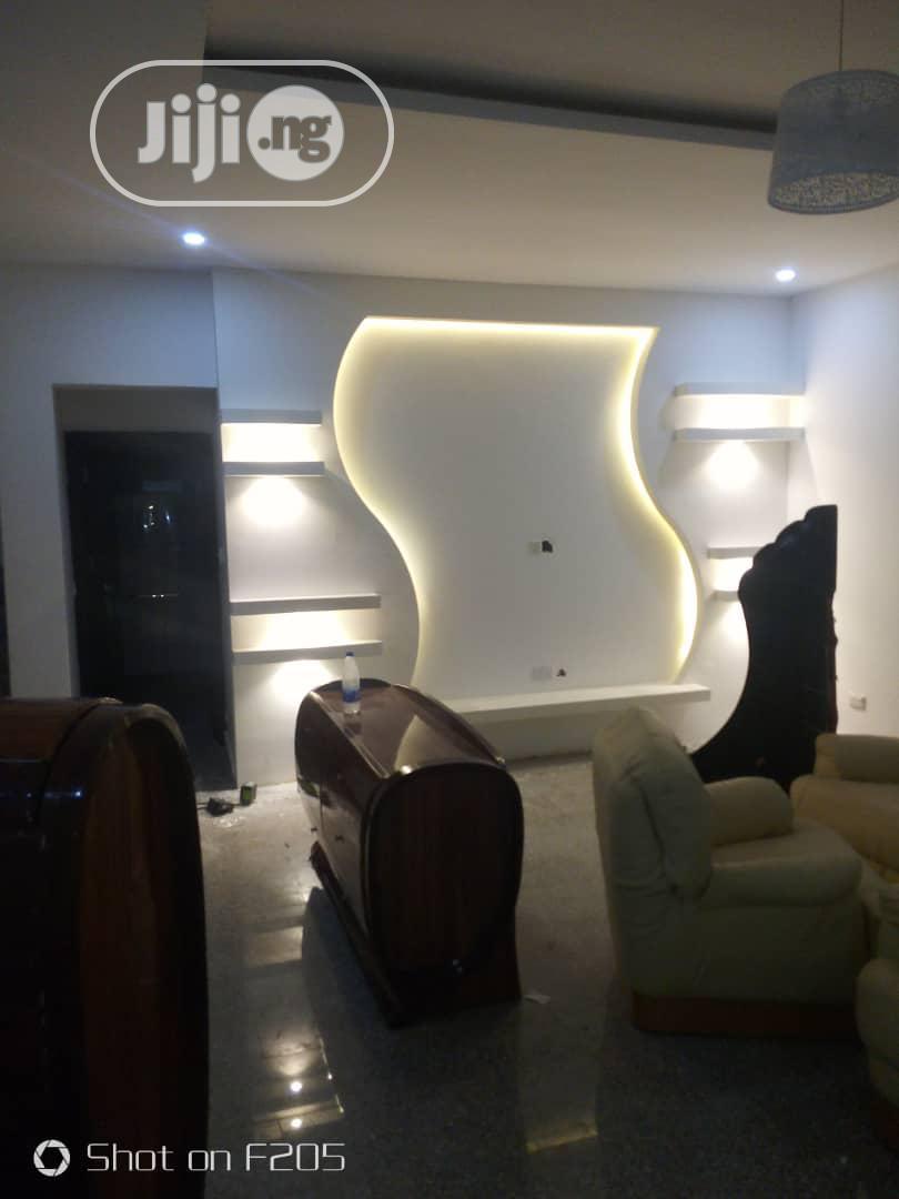Magnificent TV Console | Building & Trades Services for sale in Asokoro, Abuja (FCT) State, Nigeria