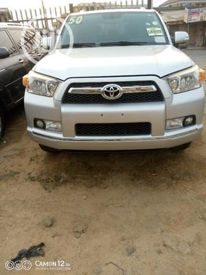 Toyota 4-Runner 2010 Silver | Cars for sale in Lagos State, Oshodi