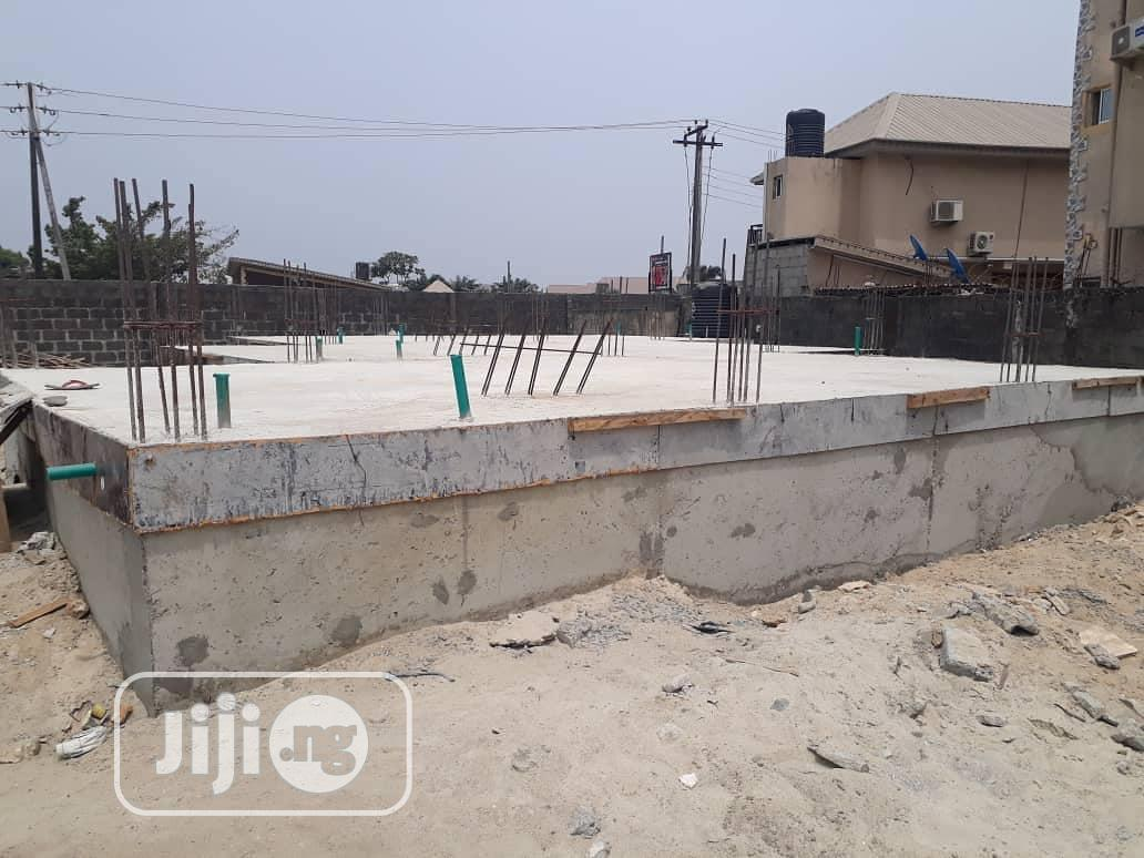 Archive: 3 Bedroom Terrace Duplex Brand New For Sale