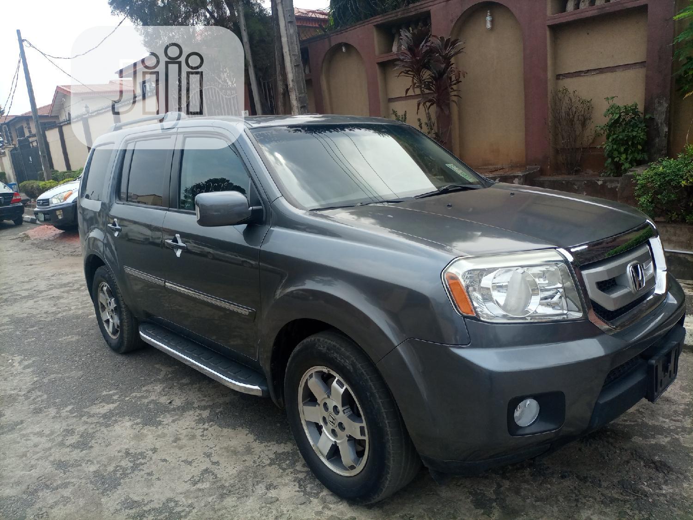Honda Pilot 2011 Gray | Cars for sale in Ikeja, Lagos State, Nigeria