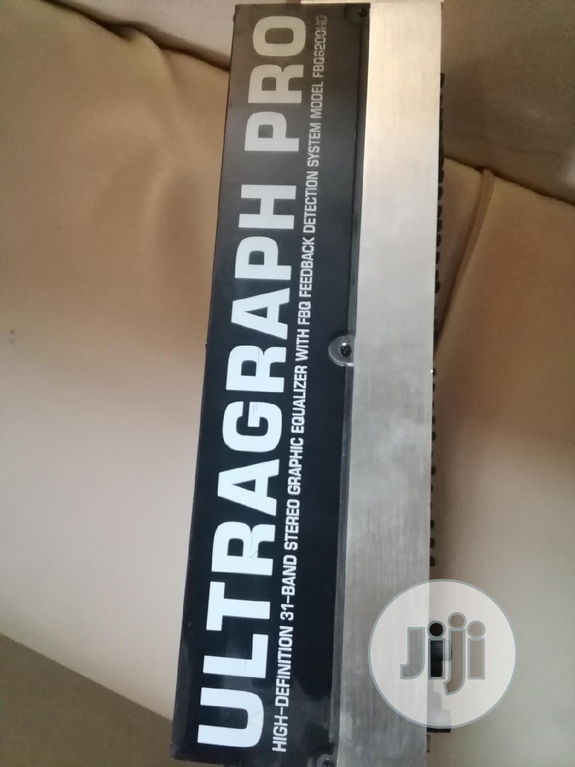 Behringer Ultragraph Pro 32 Channels   Audio & Music Equipment for sale in Ilorin South, Kwara State, Nigeria