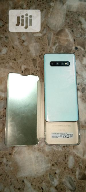 New Samsung Galaxy S10 128 GB Blue   Mobile Phones for sale in Abuja (FCT) State, Lugbe District