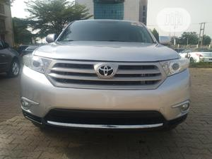 Toyota Highlander 2012 Limited Silver | Cars for sale in Abuja (FCT) State, Central Business District