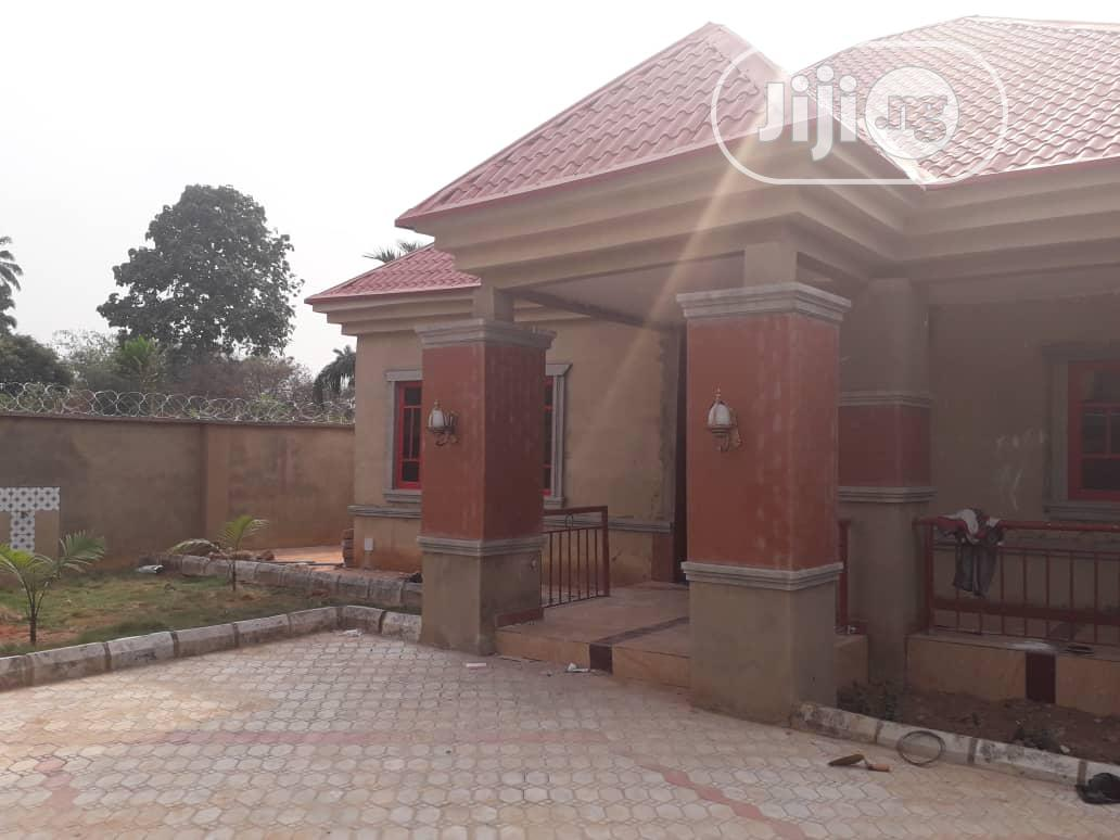 3 Bedroom Bungalow With Parlour All Ensuit at Awka Anambra