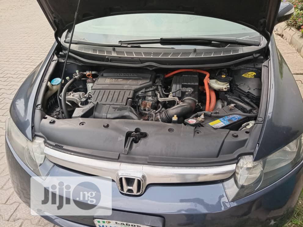 Honda Civic 2006 Hybrid Blue   Cars for sale in Surulere, Lagos State, Nigeria