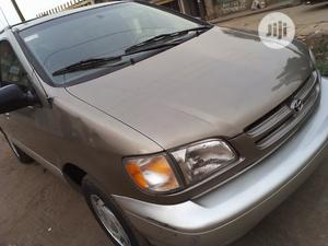 Toyota Sienna 1999 Brown | Cars for sale in Lagos State, Abule Egba