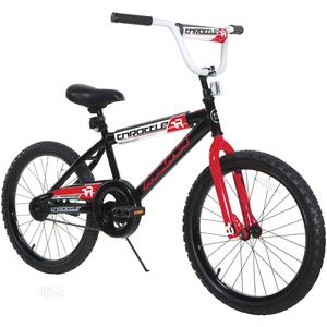 """20"""" Magna Boy's Throttle Bike, Black/Red   Toys for sale in Lagos State, Alimosho"""