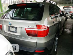 BMW X5 2008 Gold   Cars for sale in Lagos State, Ikeja