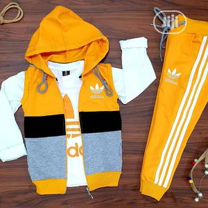 High Quality 3 in One ADIDAS Complete Joggers | Children's Clothing for sale in Lagos State, Lagos Island (Eko)